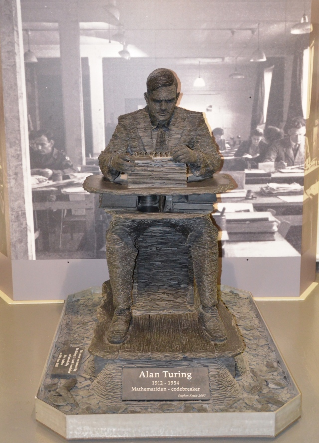 Memorial to Alan Turing