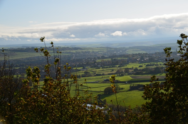 View over Golcar