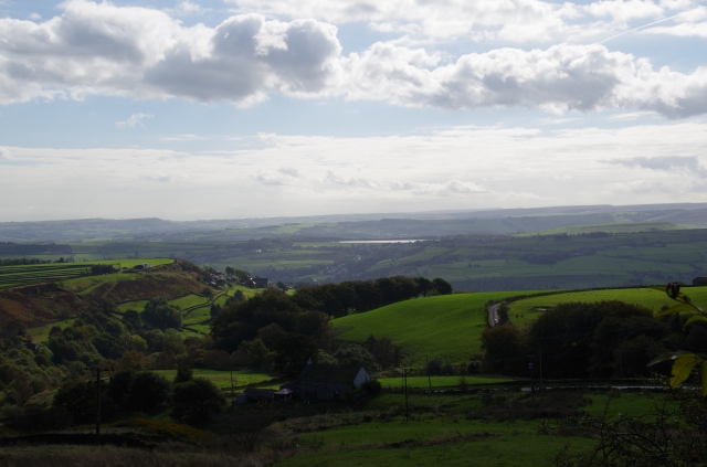 View from Scapegoat Hill