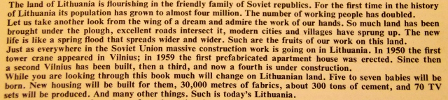"The ""idealised"" view of the Soviet Regime"