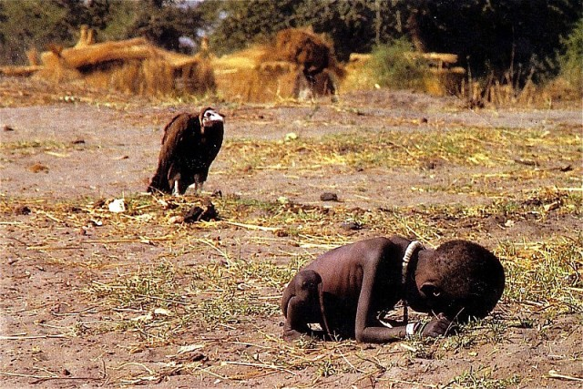 THIS, is what real hunger and poverty means!