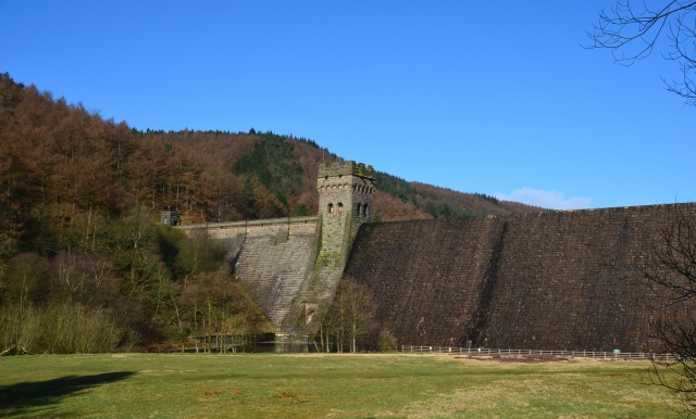 """The famous """"Dam Busters"""" dam"""
