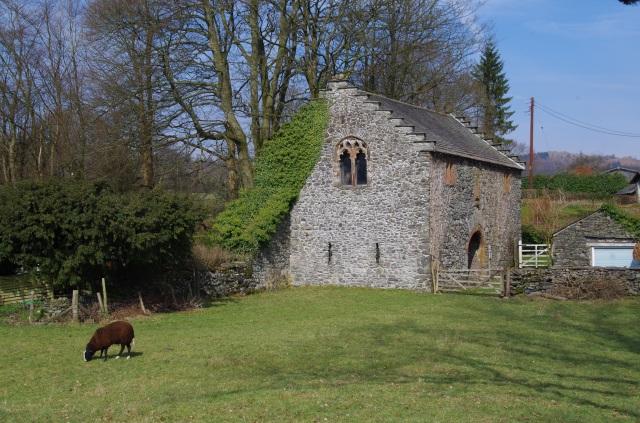 "A ""chapel cum barn"""