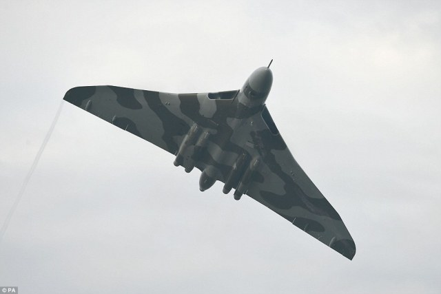 The Iconic Vulcan Bomber